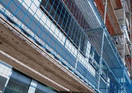 Guardrail Nets