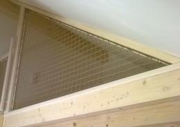 Loft & Bunk Bed Safety Nets