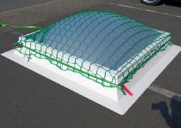 Light Dome Safety Nets