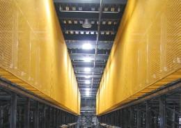 Warentrennnetze