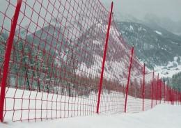 Ski Slope Nets