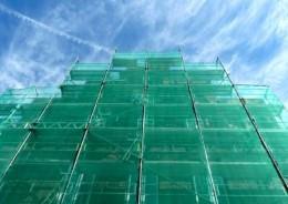 Bauschutznetze > Baustelleneinrichtung