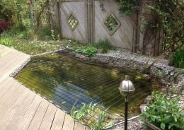 Pond/Pool Cover Net (Leaf Netting)