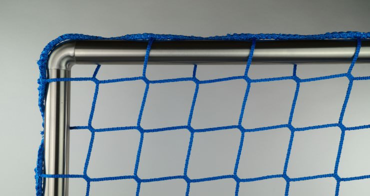Mounting Guardrail Nets Directly on the Supporting Structure