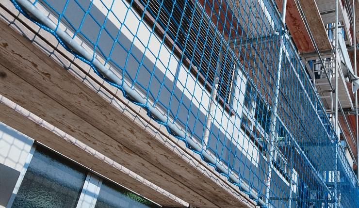 Montage Befestigung Von Schutznetzen Schutznetze24