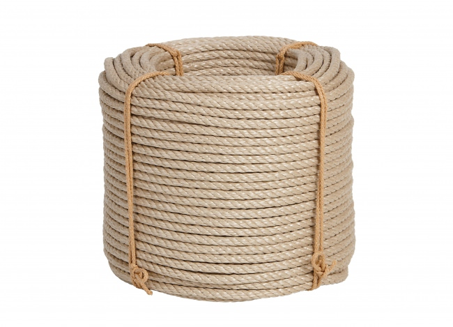 Lashing Rope for Scaffolding Nets - Fixed-Length Coil | Safetynet365