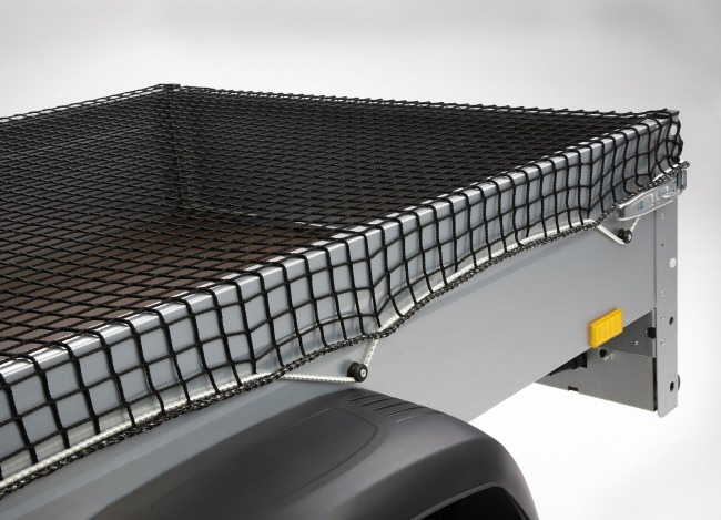 Trailer Netting Cover 1.50 x 2.20 m, Black | Safetynet365