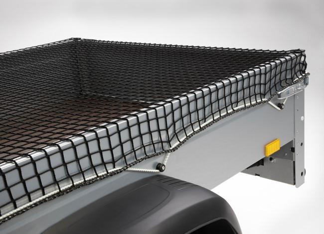 Anhänger-Abdecknetz 2,00 x 3,00 m - schwarz | Schutznetze24