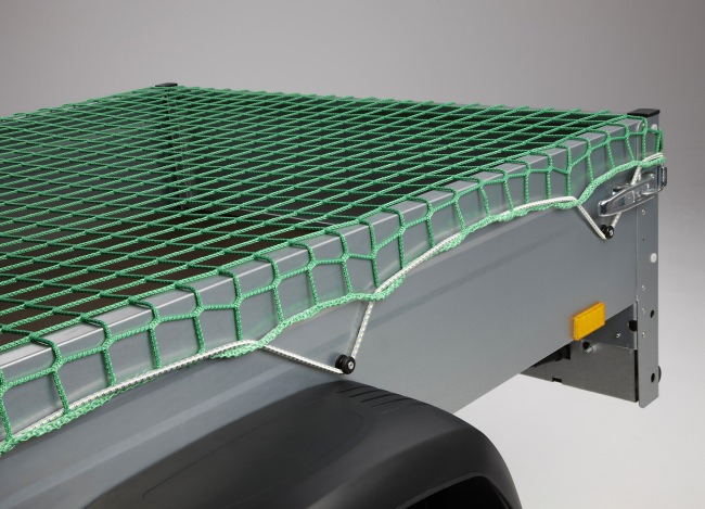 Trailer Net with DEKRA Certificate - 2.50 x 2.70 m | Safetynet365