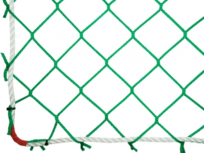 Building Site Safety Net 8.00 x 25.50 m (Diagonal Meshes) | Safetynet365