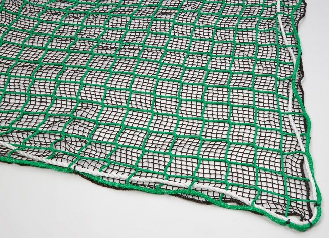 Safety Net with Overlay Net (100 mm Mesh) | Safetynet365