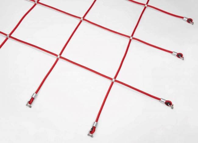 Bekletterbares Herkulesnetz mit großer Maschenweite | Schutznetze24