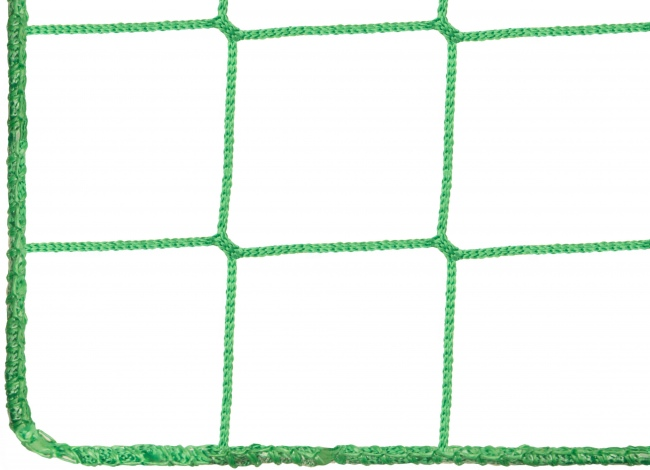 Basketball Ball Stop Net by the m², green | Safetynet365
