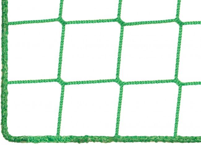 Football Ball Stop Net by the m², green (Custom-Made) | Safetynet365