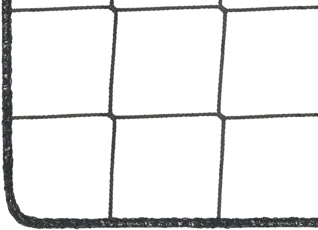 Basketball Ball Stop Net by the m², black | Safetynet365