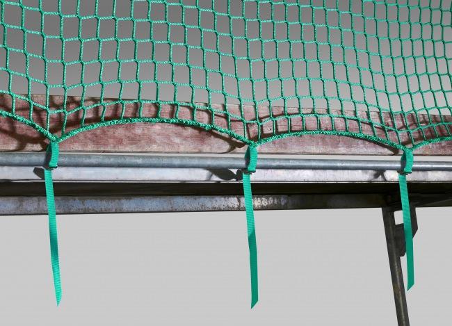 Bauschutznetz 2 x 10 m - DIN EN 1263-1, DGUV 201-011 | Schutznetze24