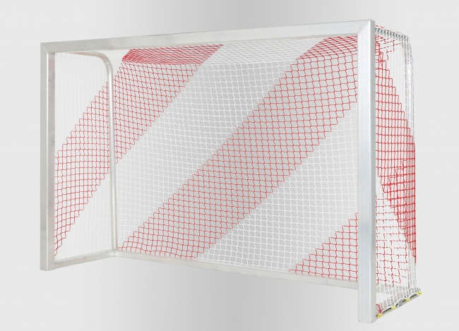 Handball-Tornetz nach Maß, bunte Ausführung | Schutznetze24