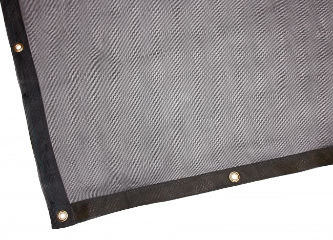 Container Mesh 3.50 x 7.00 m, Black | Safetynet365
