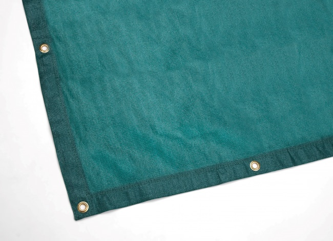Container Covering Fabric 3.00 x 6.00 m, Dark Green | Safetynet365