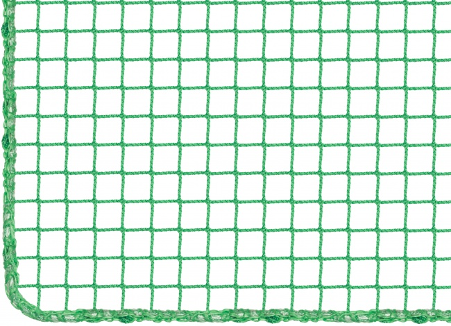 Waste Disposal Site Net 4.00 x 50.00 m, green | Safetynet365