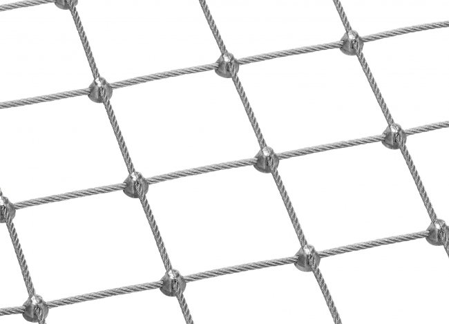 Tailor-made Wire Net (6.0 mm/75 mm) | safetynet365.com