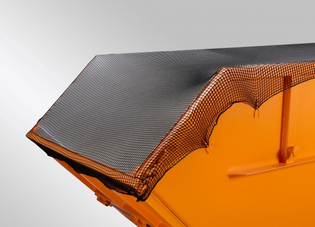 Close-meshed Container Netting Cover 3.50 x 5.00 m | Safetynet365