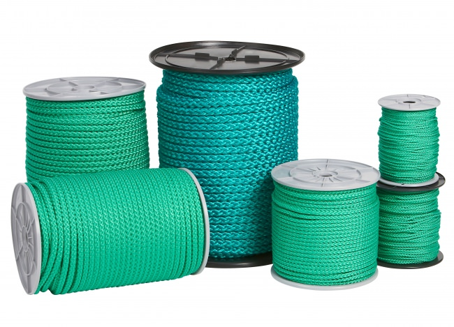 Braided Rope of Polypropylene - Spool | Safetynet365