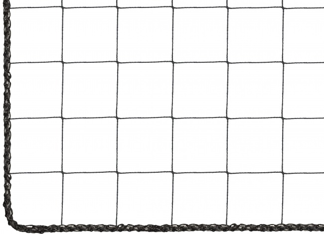 Poultry Net for chicken pens, Custom-Made, Black | Safetynet365