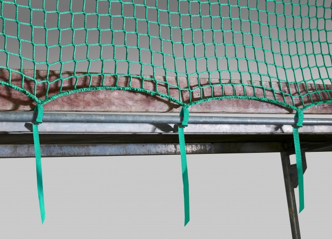 Scaffolding Net 2 x 5 m - EN 1263-1, DGUV 201-011 | Safetynet365