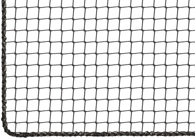 Golf Ball Stop Net Custom-Made, Black | Safetynet365