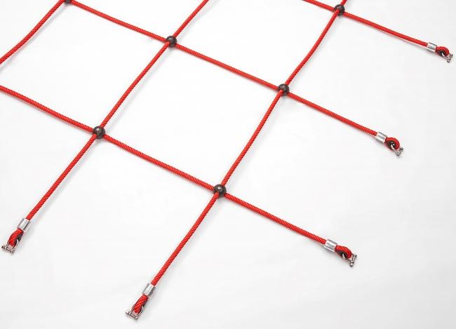 Kletternetz (DIN EN 1176) nach Maß | Schutznetze24