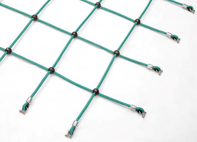 Custom-Made Scramble Net for Playgrounds (EN 1176) | Safetynet365