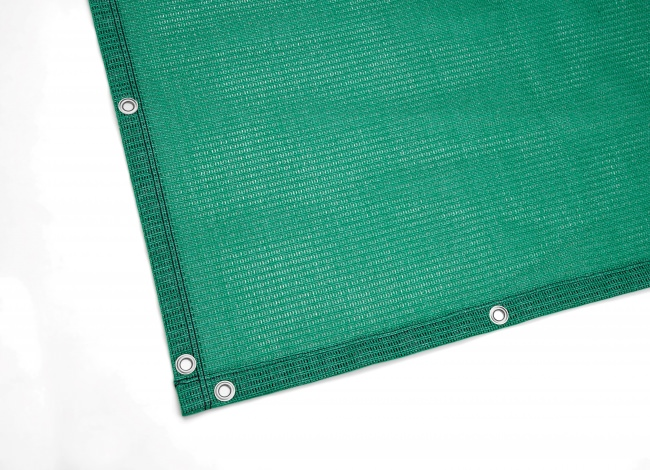Air-Permeable Sheet by the m² (Custom-Made), Green | Safetynet365
