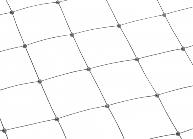 Wire Mesh Netting with 100 mm Mesh Size | safetynet365.com