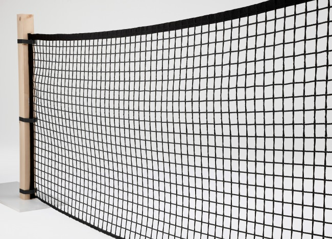 Courtyard Barrier Net - Available by the Meter | Safetynet365