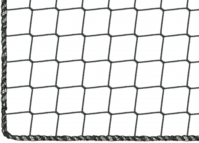 Anti-Litter Net black 3.00 x 25.00 m | Safetynet365