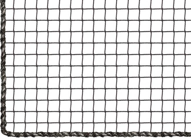 Anti-Litter Net 4.00 x 25.00 m black | Safetynet365