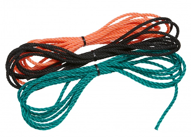 Polyethylene Rope 6 mm - Available by the Meter | Safetynet365