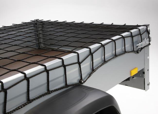 Pritschennetz 2,70 x 3,10 m mit DEKRA-Zertifikat | Schutznetze24