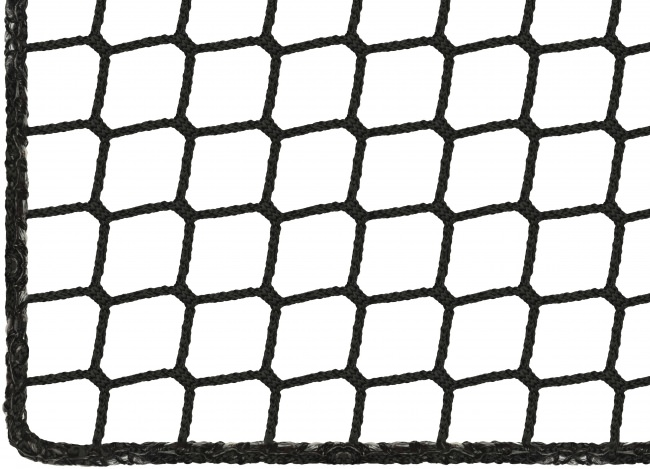 High Level Rack Safety Net, Flame-Retardant, Custommade | Safetynet365