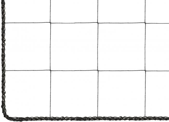 Reiherschutznetz per m² (nach Maß), schwarz | Schutznetze24