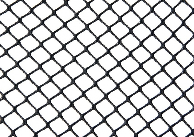 Safety Net by the m² (Custom-Made) 1.5/10 mm, Black | Safetynet365