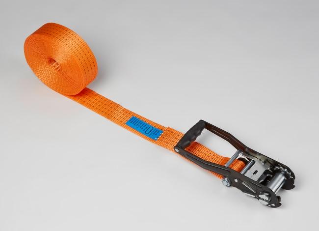 Verzurrgurt - einteilig - 50 mm breit | Schutznetze24