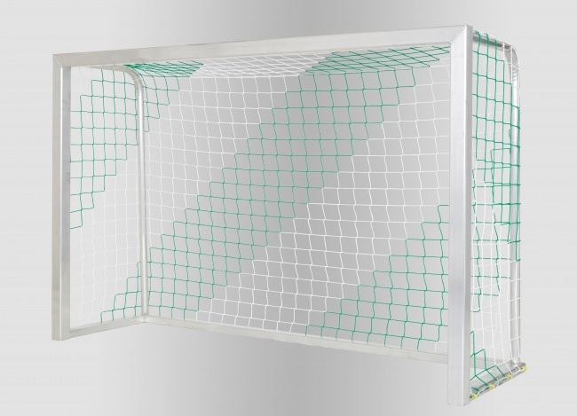 Handball Goal Net With Club Colors | Safetynet365