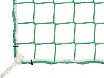 Fall Safety Net 5.00 x 10.00 m with Suspension Ropes