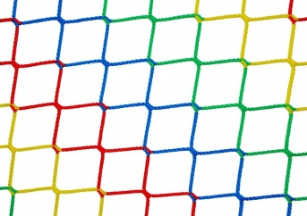 Net by the m² (Custom-Made), Colorful