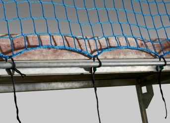 Guardrail Net 1.50 x 5.00 m with Isilink Clips