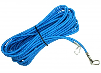 Tensioning Rope with Snap Hooks