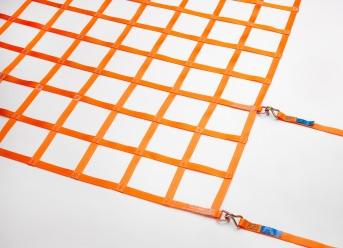 Belt Strap Cargo Net For Cars 1075 x 1975 mm - Complete Set