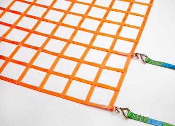Gurtbandnetz 1525 x 4825 mm - Komplettset